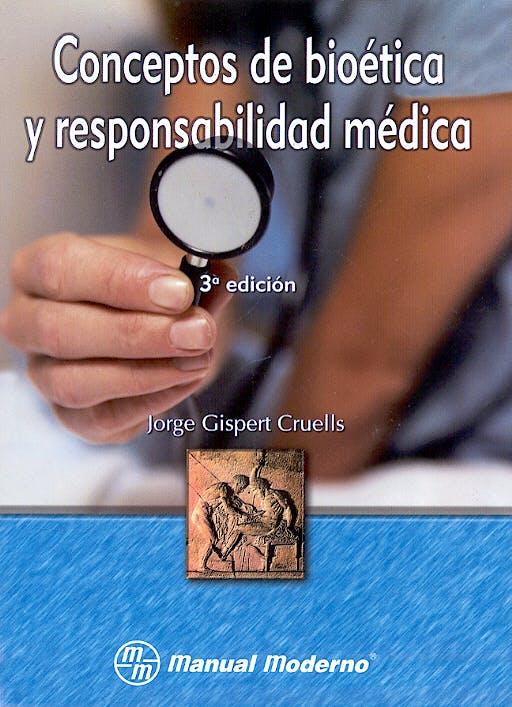 Portada del libro 9789707291713 Conceptos de Bioetica y Responsabilidad  Medica