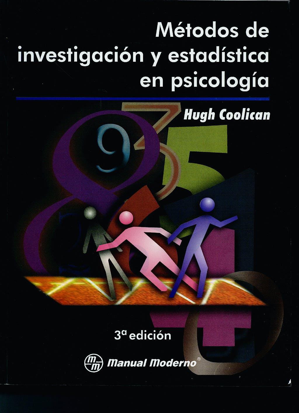 Portada del libro 9789707291812 Metodos de Investigacion y Estadistica en Psicologia