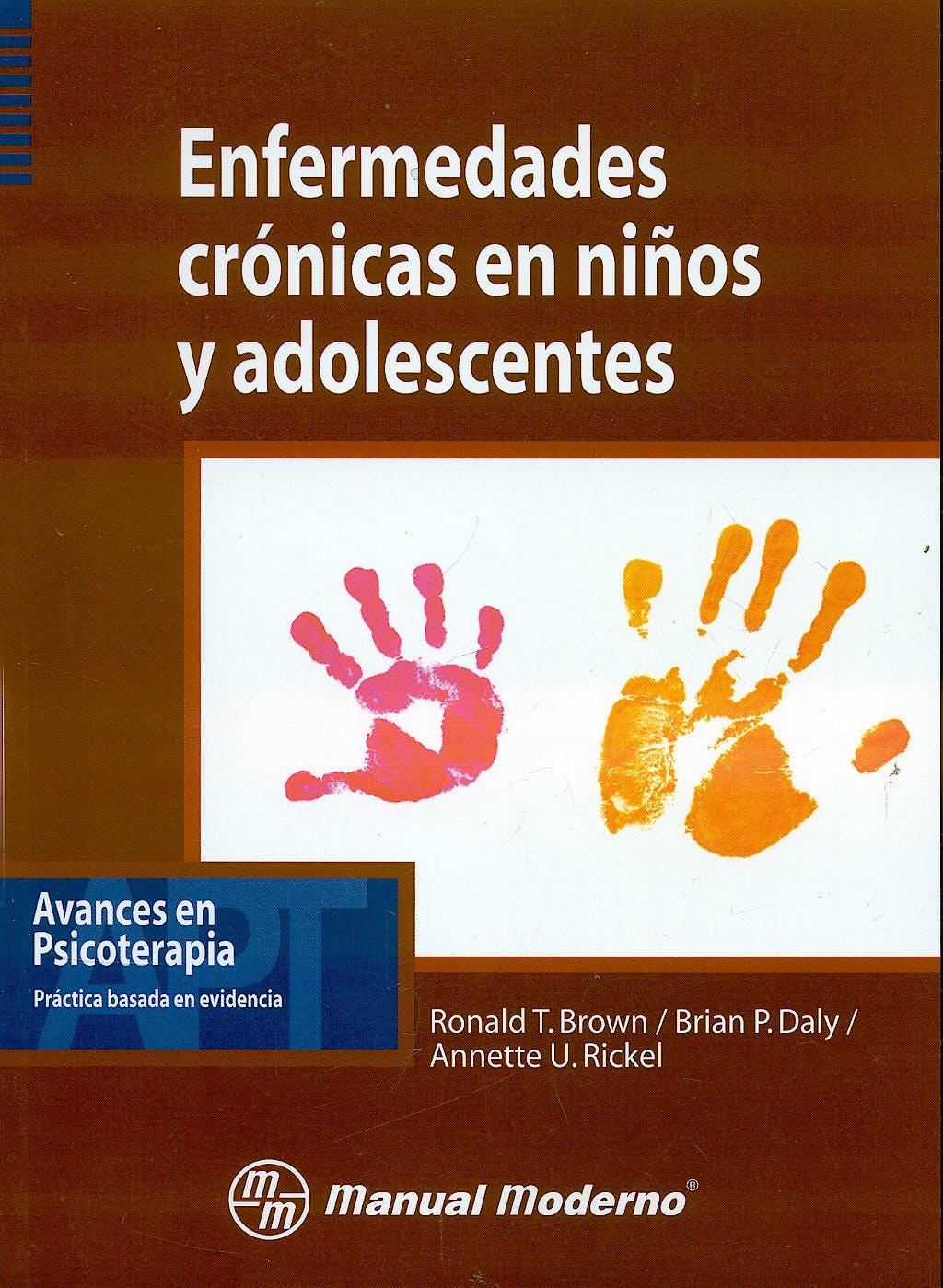 Portada del libro 9789707293496 Enfermedades Cronicas en Niños y Adolescentes