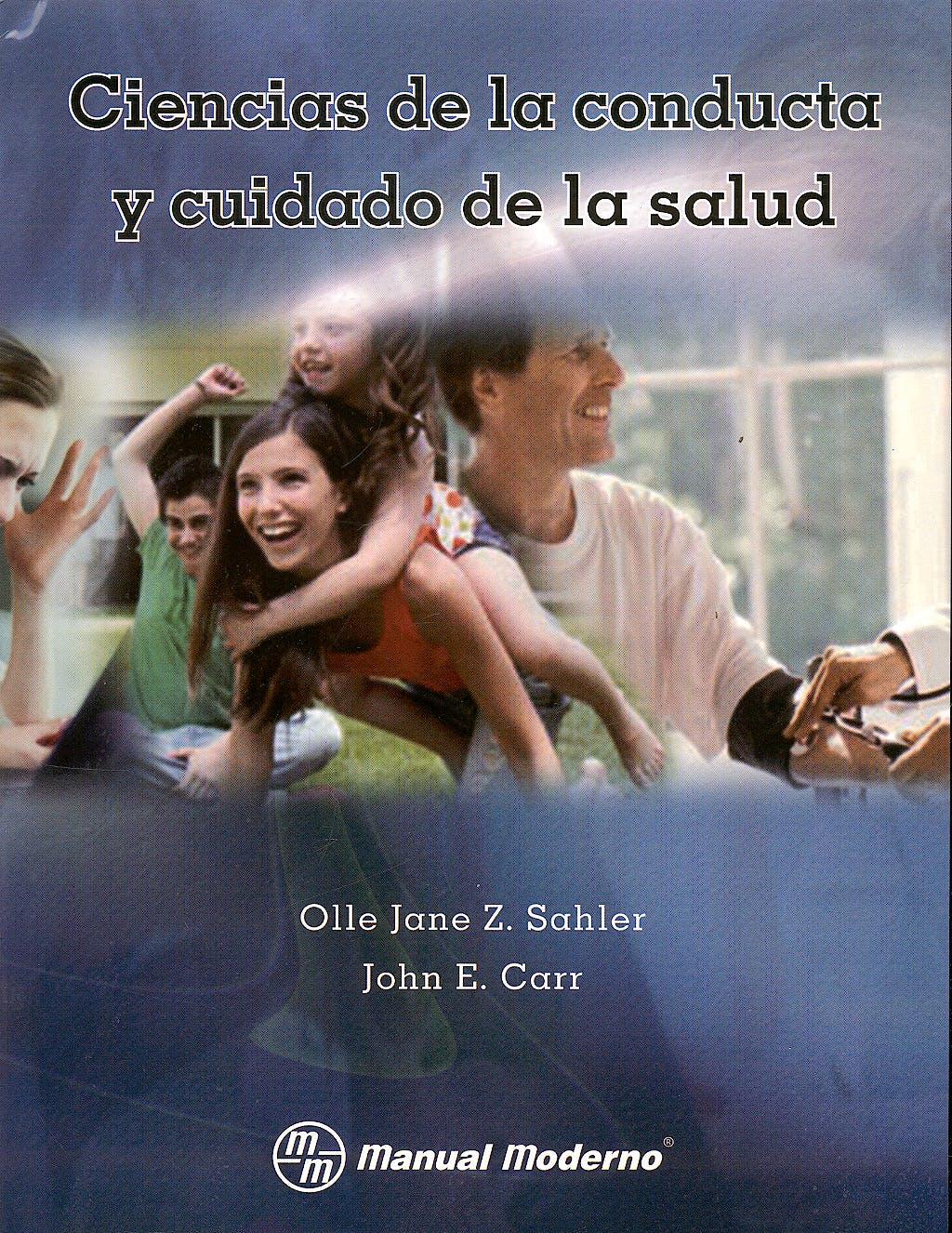 Portada del libro 9789707293526 Ciencias de la Conducta y Cuidado de la Salud
