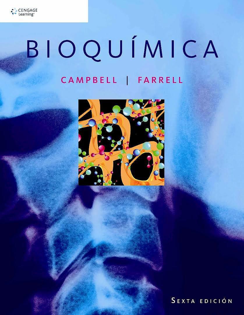 Portada del libro 9789708300162 Bioquímica