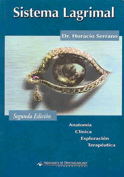 Portada del libro 9789801201052 Sistema Lagrimal