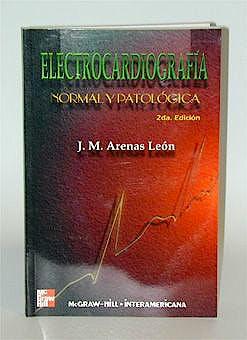 Portada del libro 9789803730192 Electrocardiografía. Normal y Patológica