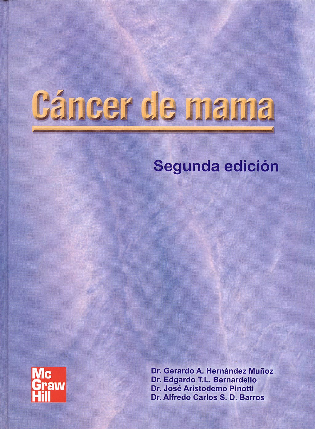 Portada del libro 9789803730598 Cancer de Mama
