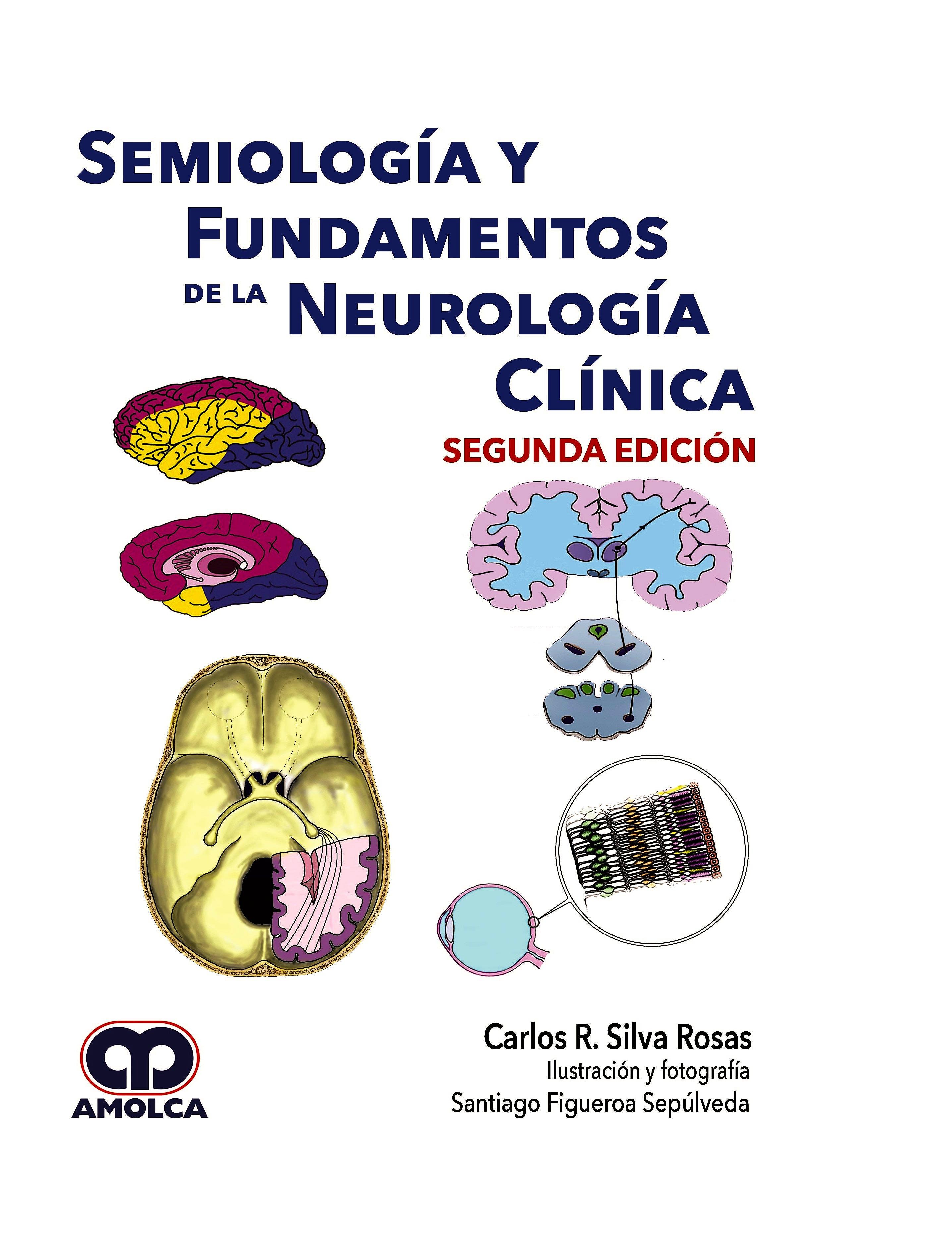 Portada del libro 9789804300134 Semiología y Fundamentos de la Neurología Clínica