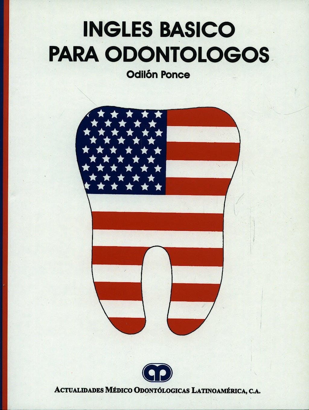 Portada del libro 9789806184251 Inglés Básico para Odontólogos