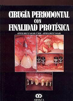 Portada del libro 9789806184701 Cirugía Periodontal con Finalidad Protésica
