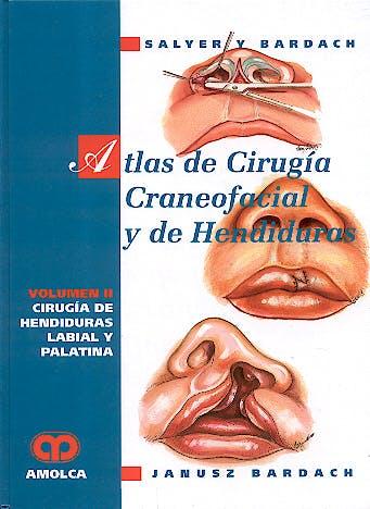Portada del libro 9789806574038 Atlas de Cirugía Craneofacial y de Hendiduras, 2 Vols.
