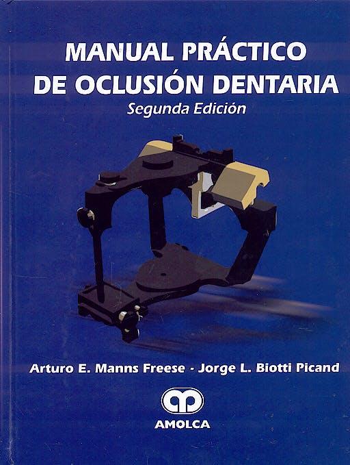 Portada del libro 9789806574564 Manual Práctico de Oclusión Dentaria