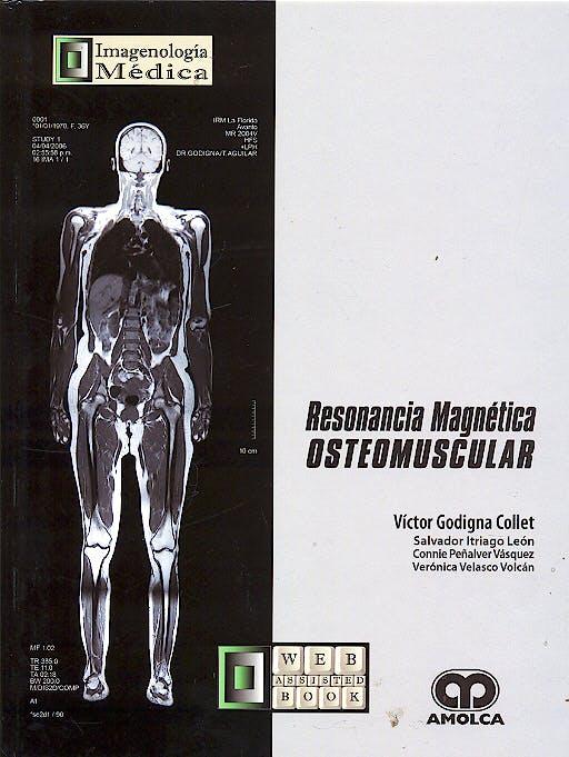Portada del libro 9789806574656 Resonancia Magnética Osteomuscular