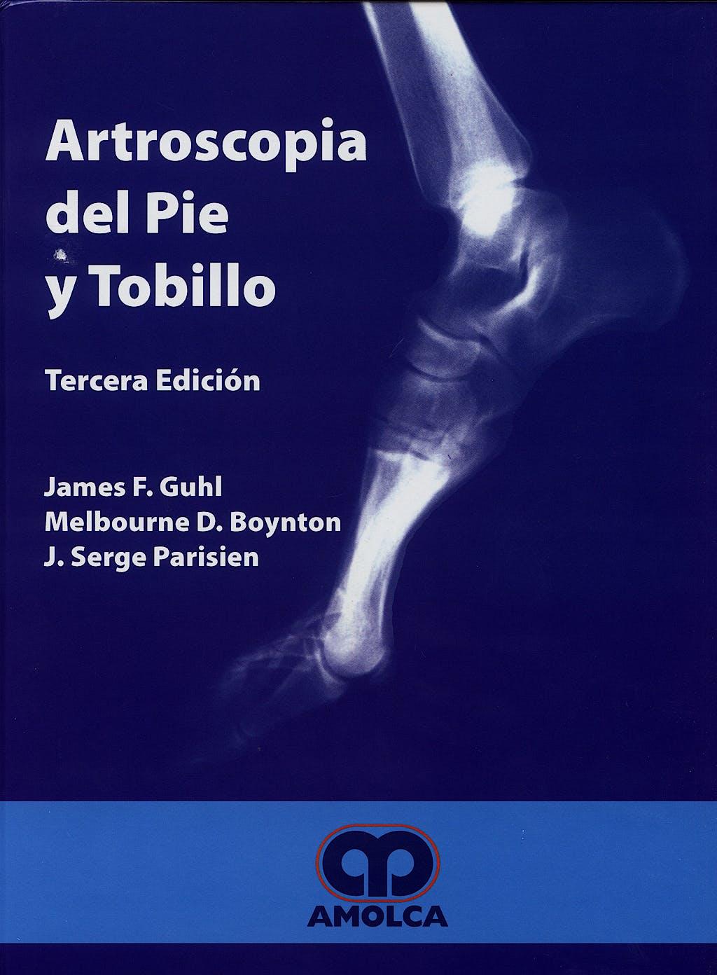 Portada del libro 9789806574670 Artroscopia del Pie y Tobillo