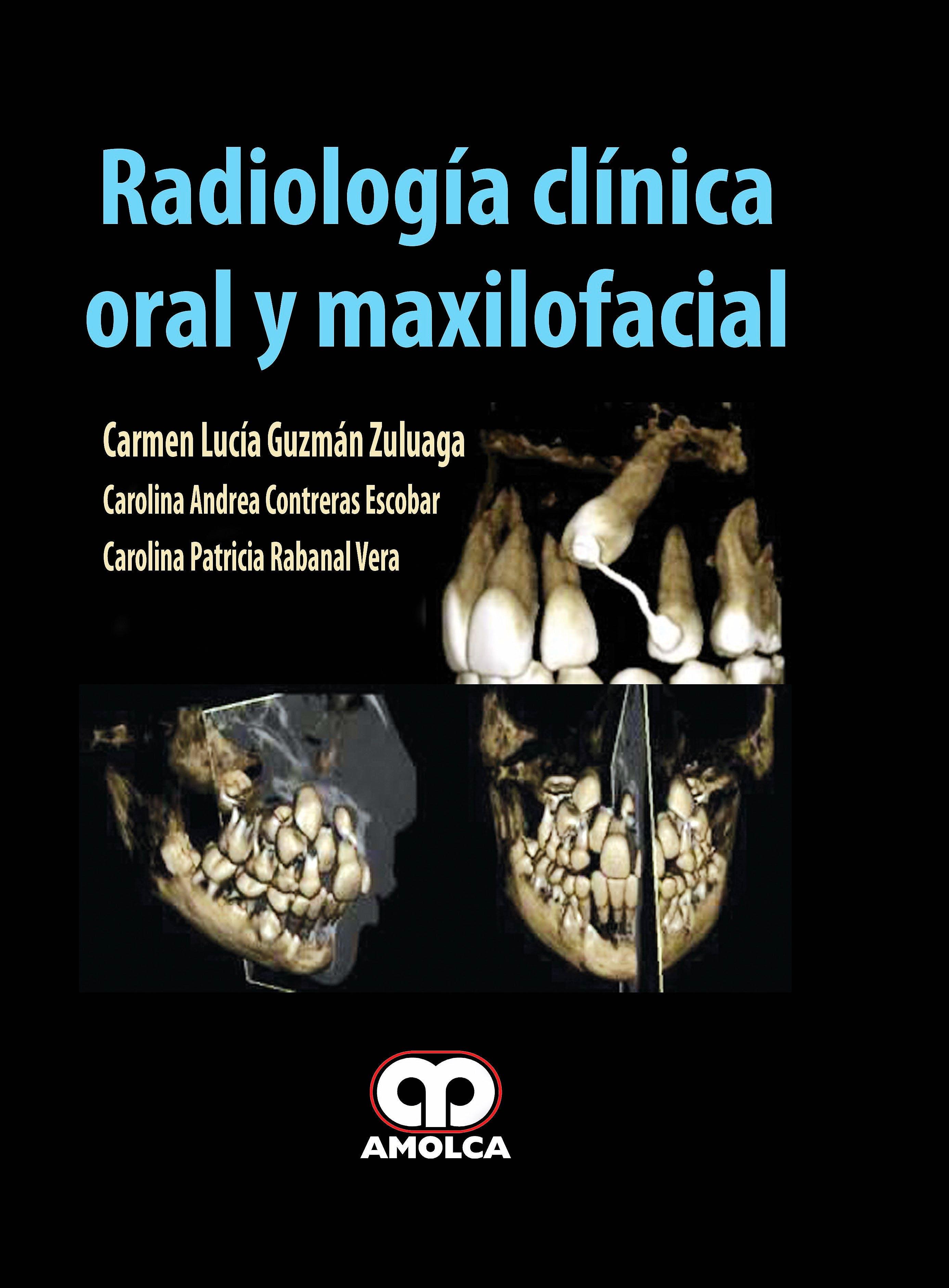 Portada del libro 9789806574953 Radiología Clínica Oral y Maxilofacial