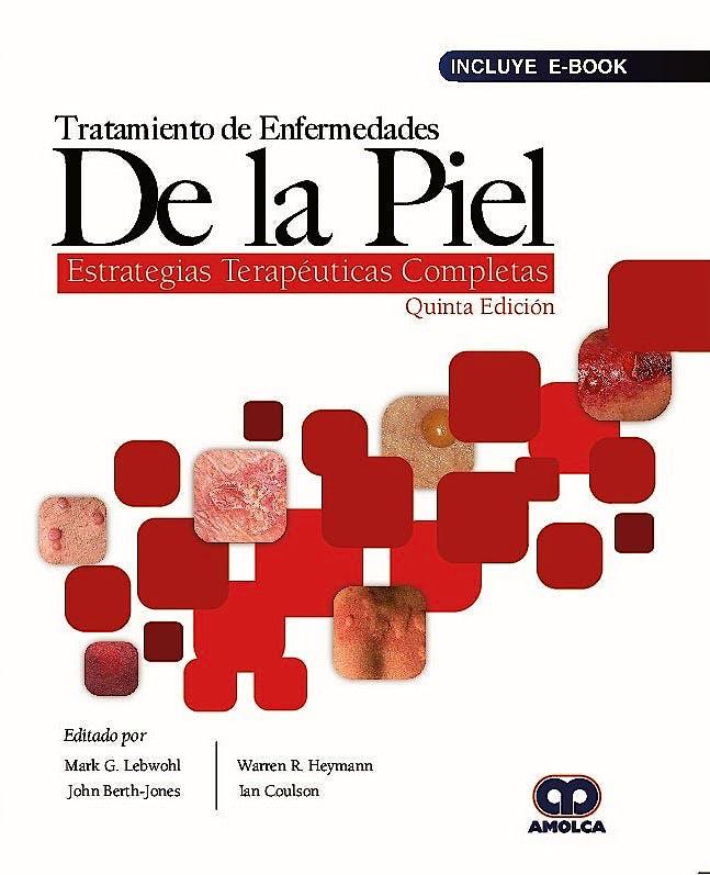 Portada del libro 9789806574977 Tratamiento de Enfermedades de la Piel. Estrategias Terapéuticas Completas (Incluye E-Book)