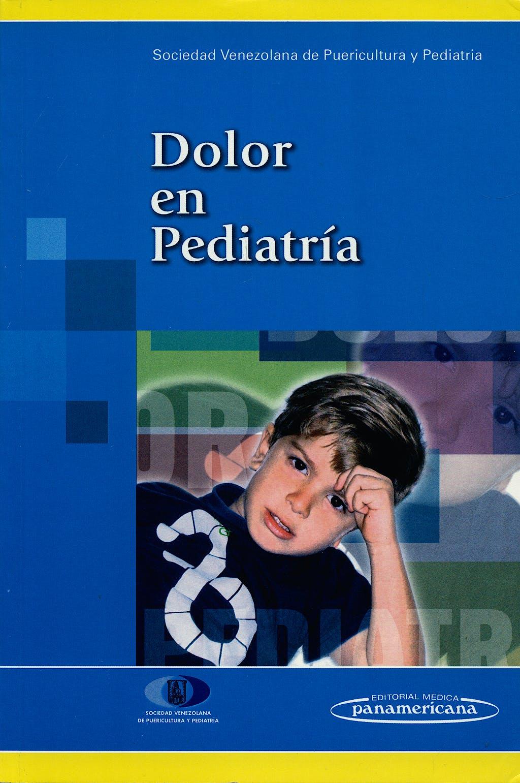 Portada del libro 9789806908017 Dolor en Pediatria