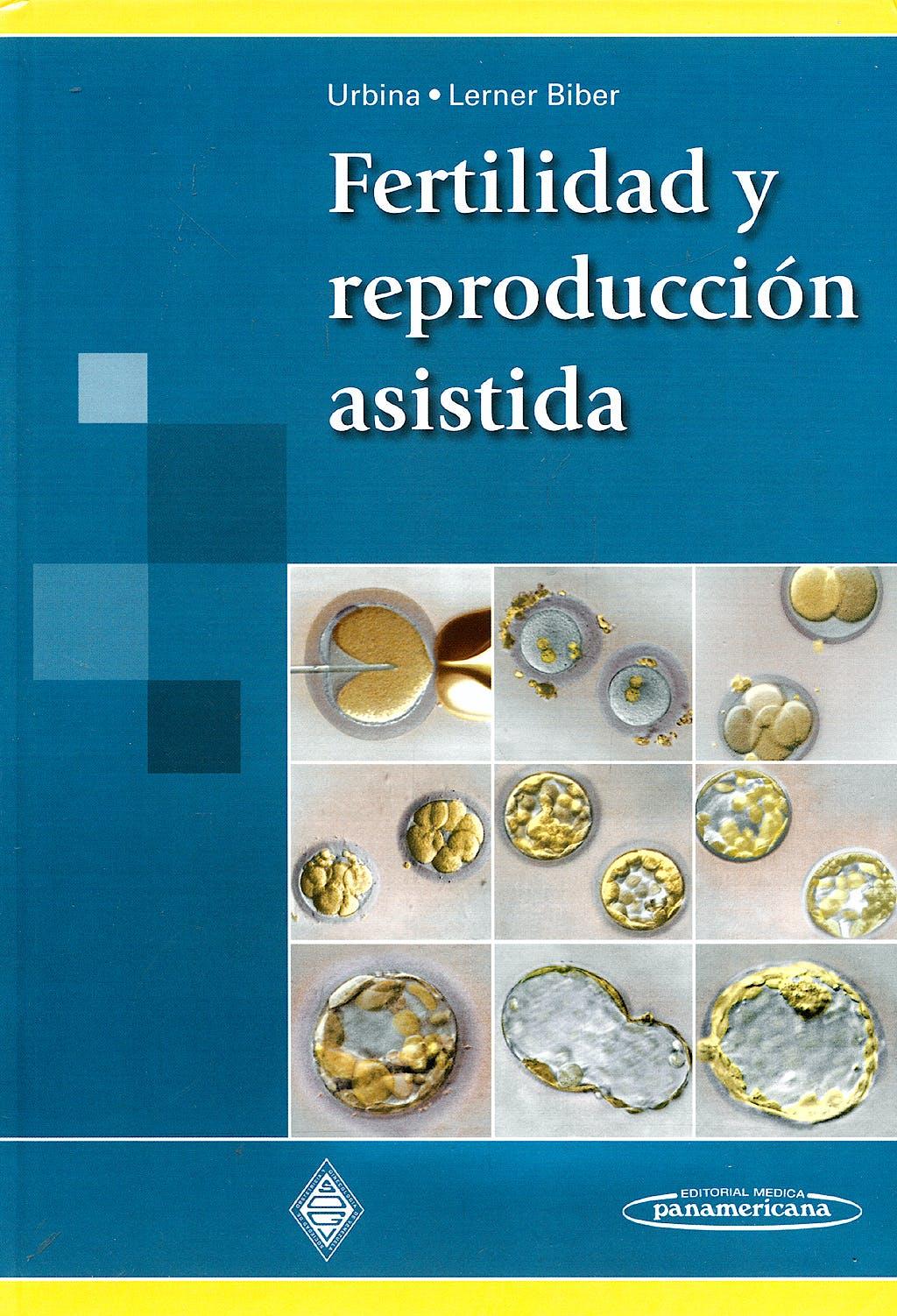 Portada del libro 9789806908161 Fertilidad y Reproduccion Asistida