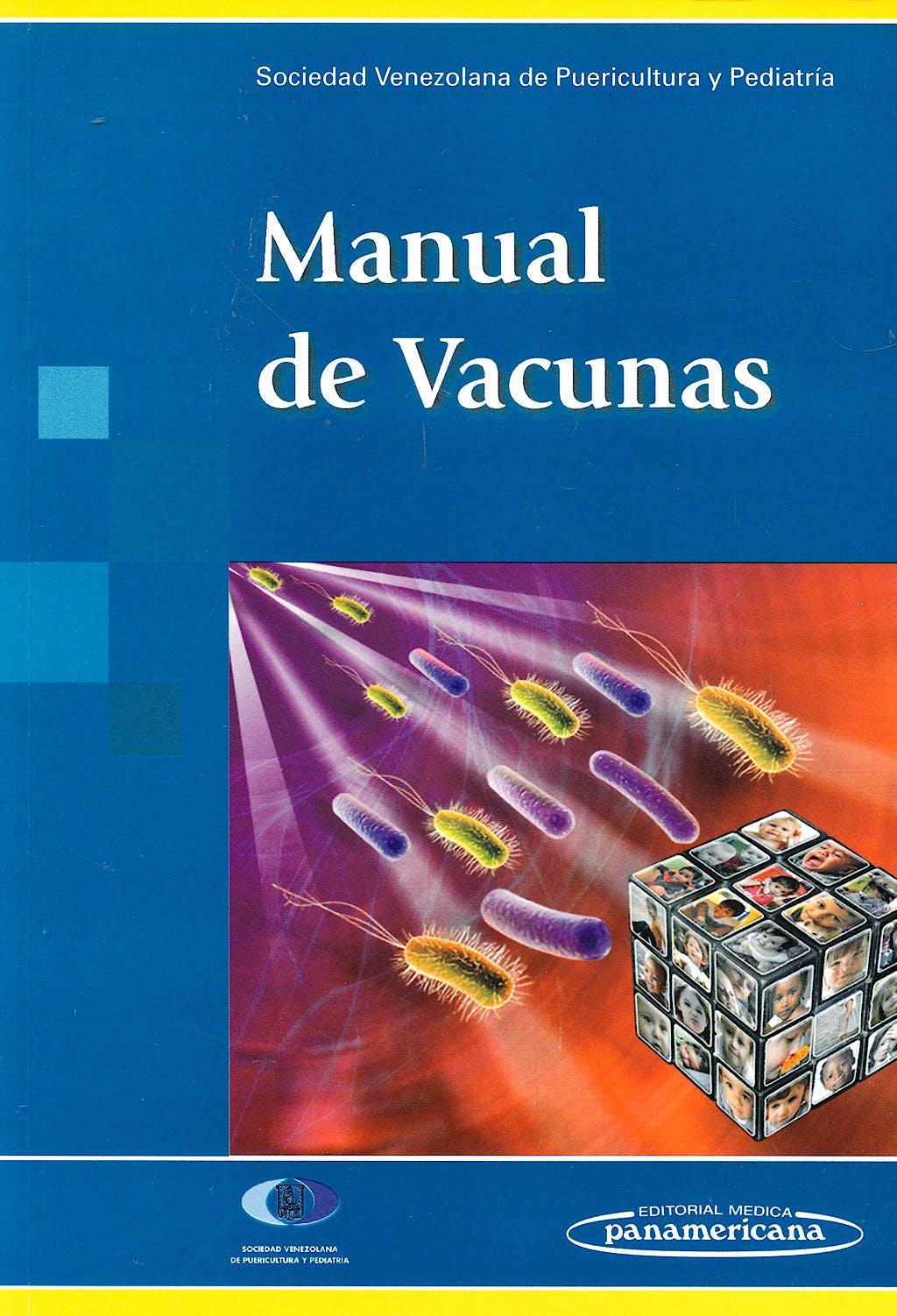 Portada del libro 9789806908208 Manual de Vacunas