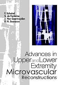 Portada del libro 9789810248048 Advances in Upper and Lower Extremity Microvascular Reconstructions