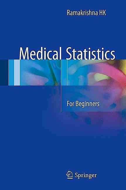 Portada del libro 9789811019227 Medical Statistics. for Beginners
