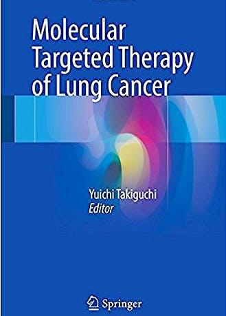 Portada del libro 9789811020001 Molecular Targeted Therapy of Lung Cancer