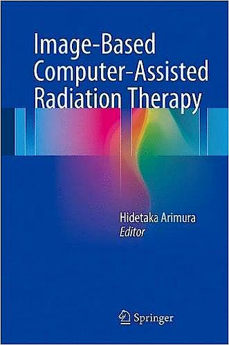 Portada del libro 9789811029431 Image-Based Computer-Assisted Radiation Therapy