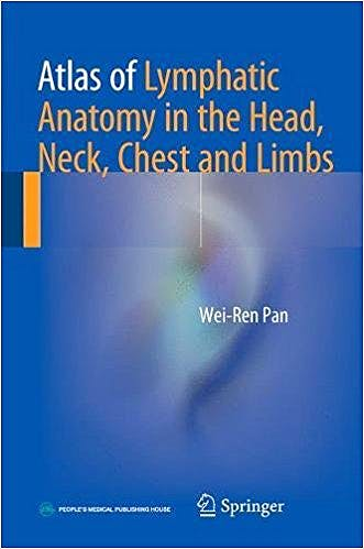 Portada del libro 9789811037481 Atlas of Lymphatic Anatomy in the Head, Neck, Chest and Limbs