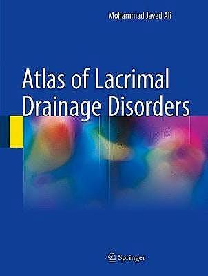 Portada del libro 9789811056154 Atlas of Lacrimal Drainage Disorders