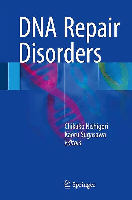 Portada del libro 9789811067211 DNA Repair Disorders