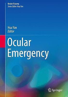 Portada del libro 9789811068010 Ocular Emergency