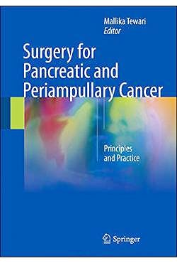 Portada del libro 9789811074639 Surgery for Pancreatic and Periampullary Cancer