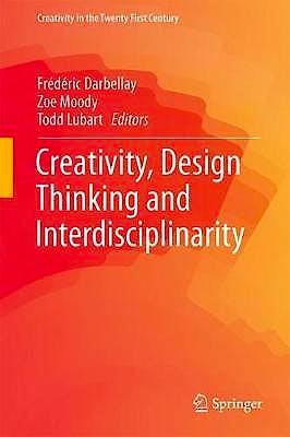 Portada del libro 9789811075230 Creativity, Design Thinking and Interdisciplinarity