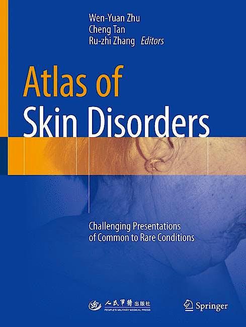Portada del libro 9789811080364 Atlas of Skin Disorders. Challenging Presentations of Common to Rare Conditions