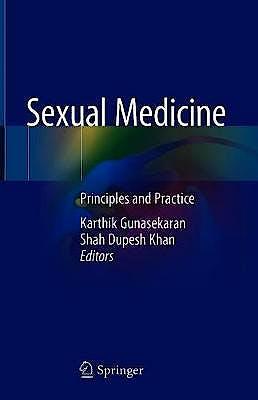 Portada del libro 9789811312250 Sexual Medicine. Principles and Practice