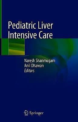 Portada del libro 9789811313035 Pediatric Liver Intensive Care