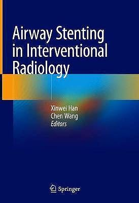 Portada del libro 9789811316180 Airway Stenting in Interventional Radiology