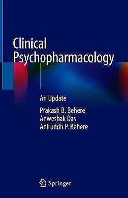 Portada del libro 9789811320910 Clinical Psychopharmacology. An Update