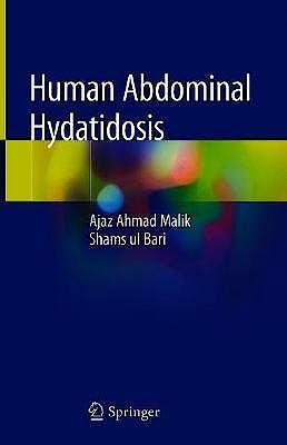 Portada del libro 9789811321511 Human Abdominal Hydatidosis