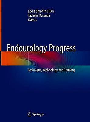 Portada del libro 9789811334641 Endourology Progress. Technique, Technology and Training