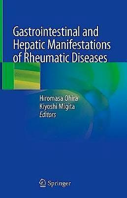 Portada del libro 9789811365232 Gastrointestinal and Hepatic Manifestations of Rheumatic Diseases