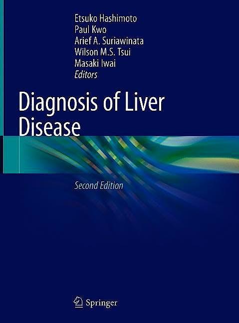 Portada del libro 9789811368059 Diagnosis of Liver Disease