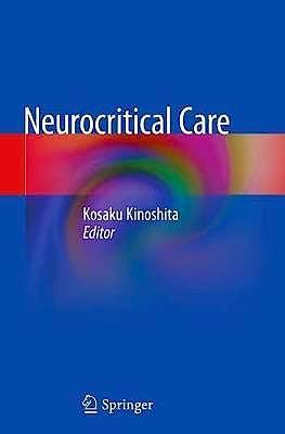 Portada del libro 9789811372742 Neurocritical Care