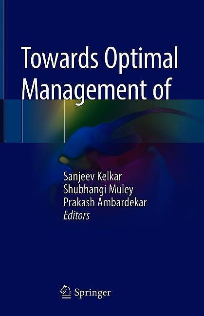 Portada del libro 9789811377044 Towards Optimal Management of Diabetes in Surgery