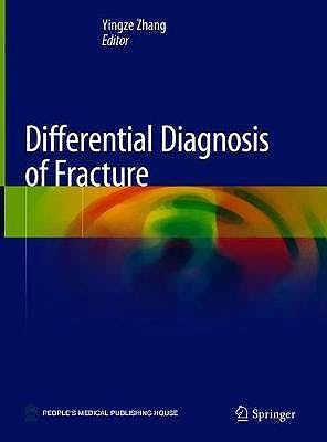 Portada del libro 9789811383380 Differential Diagnosis of Fracture