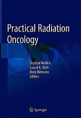 Portada del libro 9789811500725 Practical Radiation Oncology