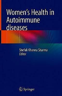 Portada del libro 9789811501135 Women's Health in Autoimmune Diseases
