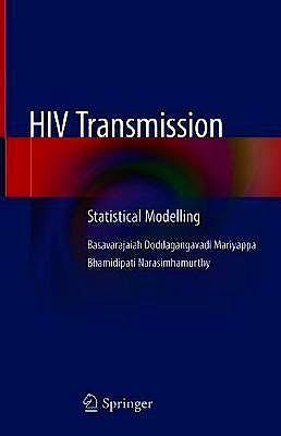 Portada del libro 9789811501500 HIV Transmission. Statistical Modelling