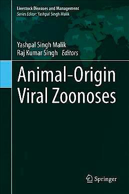 Portada del libro 9789811526503 Animal-Origin Viral Zoonoses