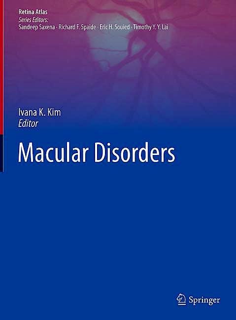 Portada del libro 9789811530005 Macular Disorders