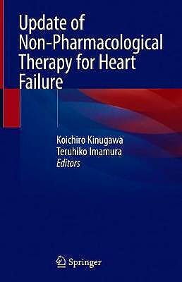 Portada del libro 9789811548420 Update of Non-Pharmacological Therapy for Heart Failure