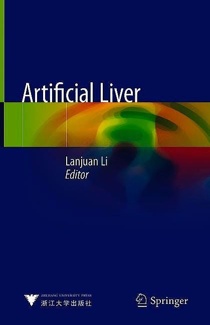 Portada del libro 9789811559839 Artificial Liver