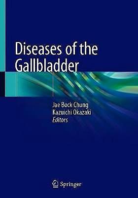 Portada del libro 9789811560095 Diseases of the Gallbladder